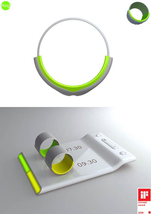 Ring Alarm Clock with Vibrating System – Interior Design ...