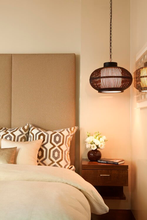 10 Bedside Pendant Lighting Ideas Interior Design