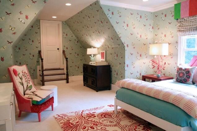 Stylish Teenage Girl Bedroom Ideas  Interior Design