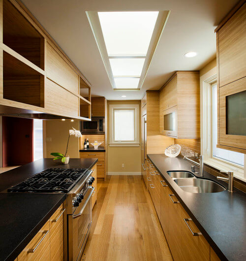 Japanese Inspired Kitchen Design: Interior Design, Design News