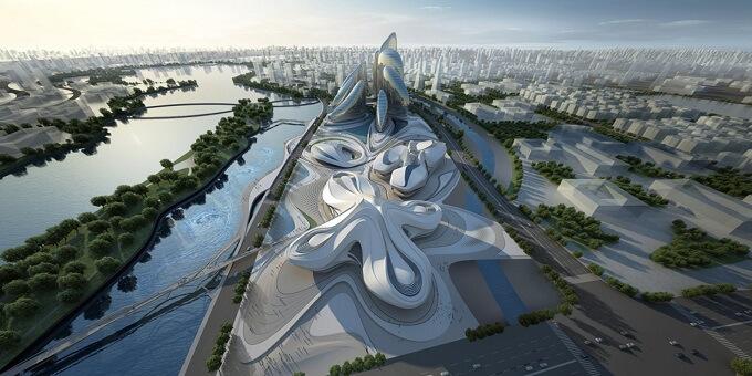 Zaha-Hadid-Architects-design
