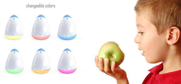 Automatic-spray-with-changable-colors