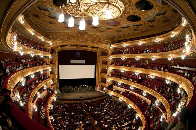 BARCELONA. 17/4/2010. GRAN TEATRE DEL LICEU. FOTO: FERRAN SENDRA