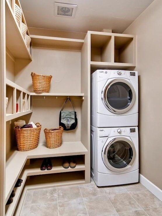 Fron-loading-washing-machine