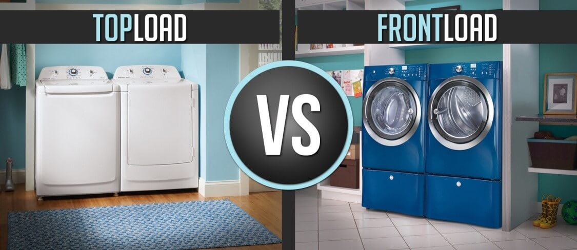 6 Major Differences Between Front Loading And Top Loading