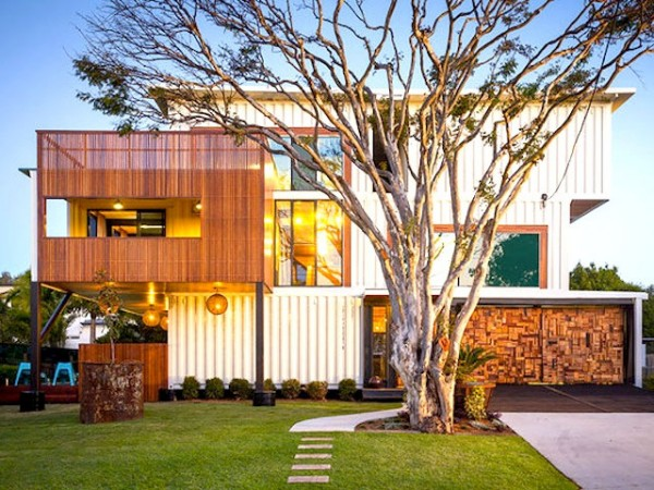 Three story container house by Ziegler Build(1)