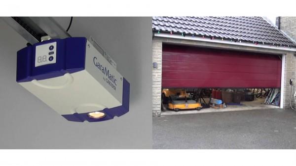 Garador Sectional Door(1)