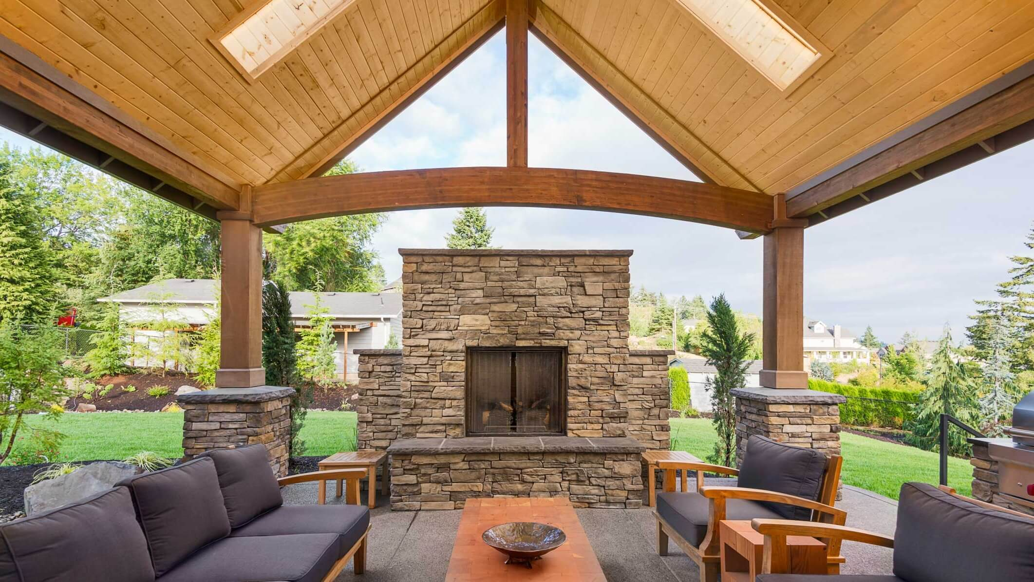 Make Your Patio Perfect with the Right Roof  Interior Design Design News and Architecture Trends
