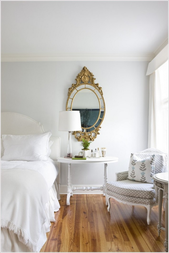 15 Ways To Decorate With Gold Mirrors Design Limited Edition