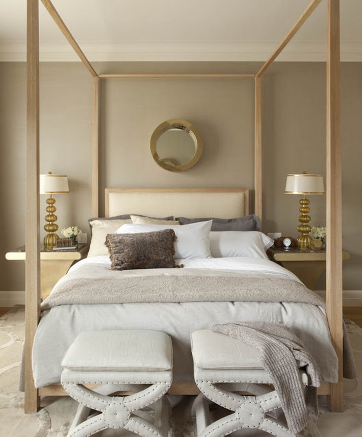 Ideas to Use Gold Mirrors in Bedrooms  Design Limited Edition