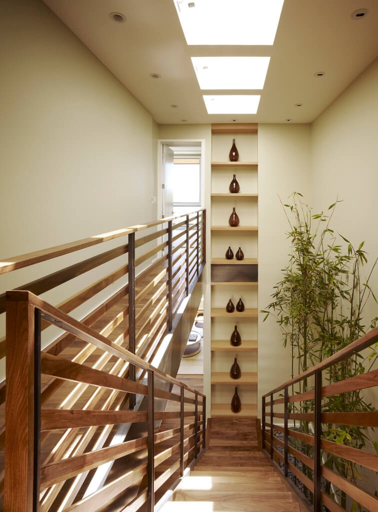 Interior Modern Wood Stair Railings Style — Home Design By   Wooden Staircase Handle Designs   Balusters   Stainless Steel   Stair Case   Modern Stair Railings   Stair Parts