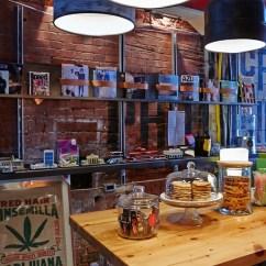 Industrial Kitchen Hardware Exhaust Hood Tokyo Smoke | Toronto Coffee And Gift Shop