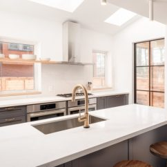Kitchen Reno Home Depot Countertops Laminate A Gourmet Chic In Wychwood Park