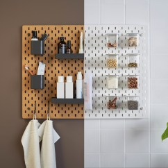 Ikea Kitchen Sink Accessories Target Furniture Skadis Is Ikea's Real Life Pinterest Board