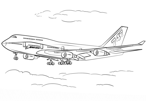 Airbus coloring, Download Airbus coloring for free 2019