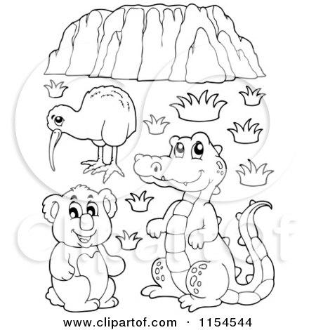 Uluru coloring, Download Uluru coloring