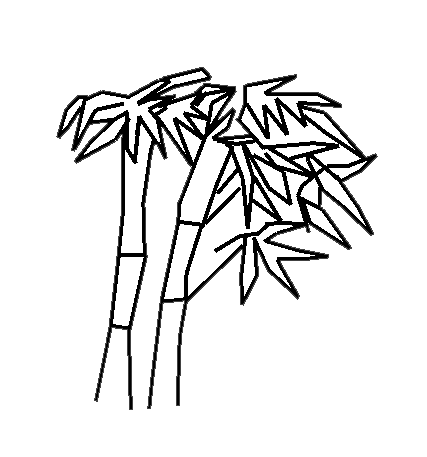 Bamboo coloring, Download Bamboo coloring for free 2019