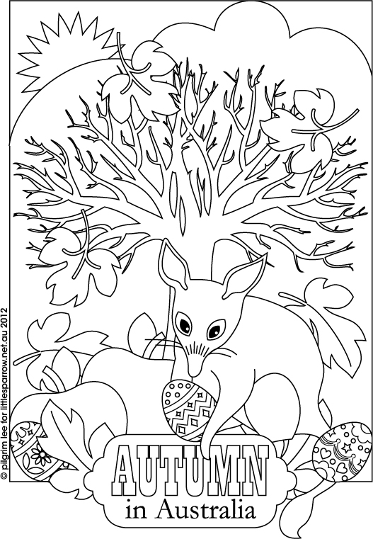 Bilby coloring, Download Bilby coloring for free 2019