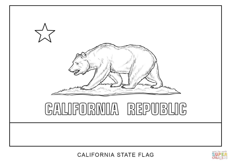 California Coloring Download California Coloring For Free