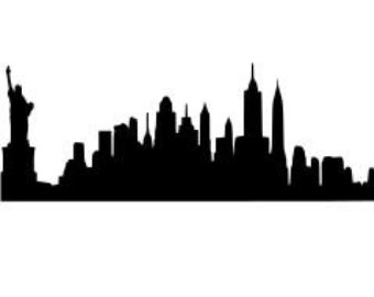 Skyline Svg Download Skyline Svg