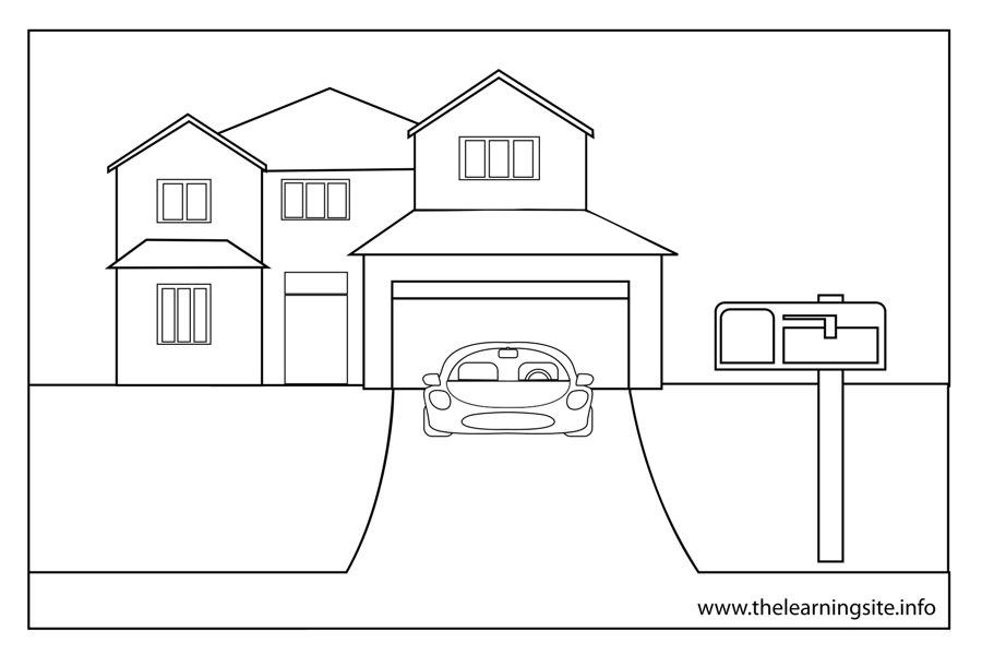 Driveway coloring, Download Driveway coloring