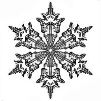 Download Eiskristalle coloring for free   Designlooter ...