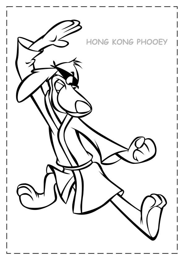 Hongkong coloring, Download Hongkong coloring