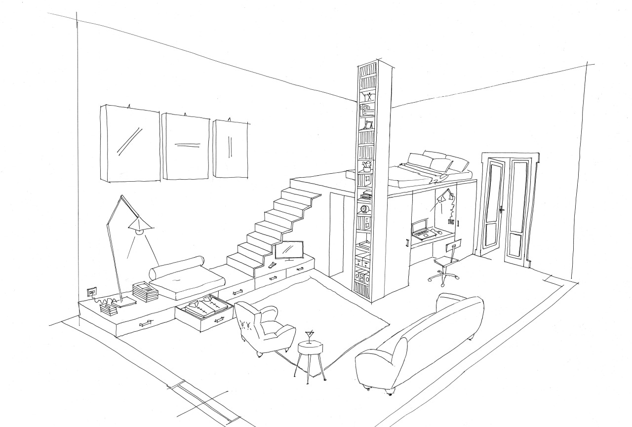 Interior coloring, Download Interior coloring