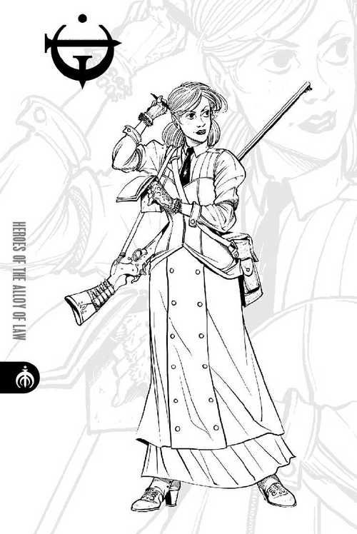 Mistborn coloring, Download Mistborn coloring