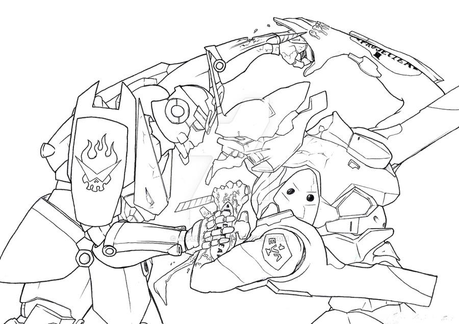 Neon Genesis Evangelion coloring, Download Neon Genesis