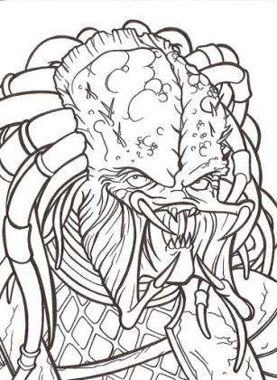 Download Predator (Animal) coloring for free