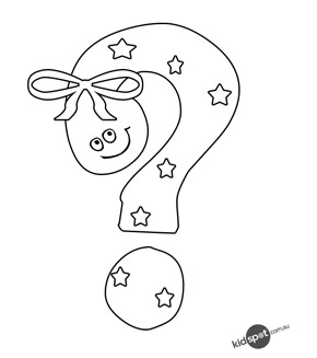 Question Mark coloring, Download Question Mark coloring