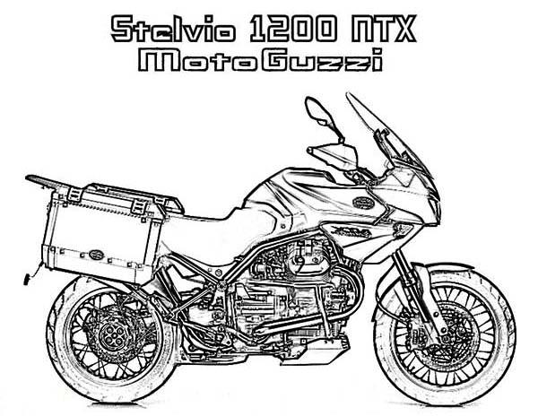 Stelvio coloring, Download Stelvio coloring