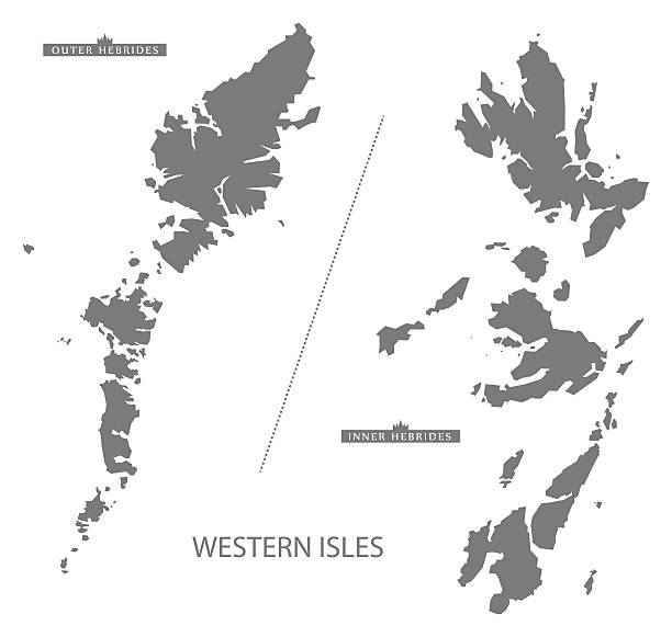 The Hebrides clipart, Download The Hebrides clipart for