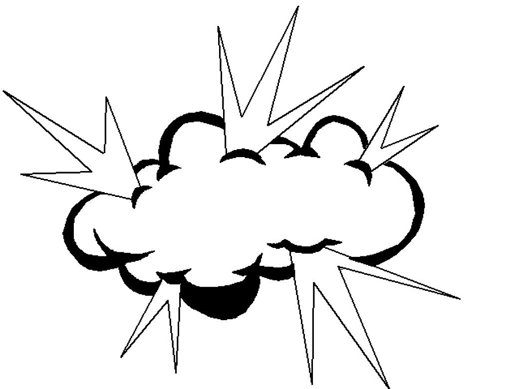 Thunderstorm Coloring Download Thunderstorm Coloring For