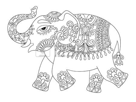 Tusk coloring, Download Tusk coloring