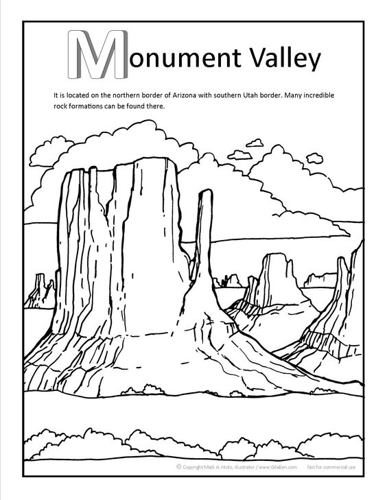 Monument Valley coloring, Download Monument Valley coloring