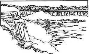 Victoria Falls coloring, Download Victoria Falls coloring
