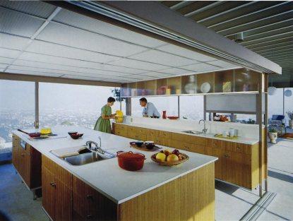 Design Luminy Case-Study-n°22-intérieur3 Case Study n°22 - 1959 - Pierre Koenig (1925-2004) Histoire du design Icônes Références  Pierre Koenig Case Study n°22
