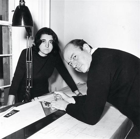 """Design Luminy Alison-Peter-Smithson- Alison et Peter Smithson, """"The New Brutalism"""" Histoire du design Références Textes"""