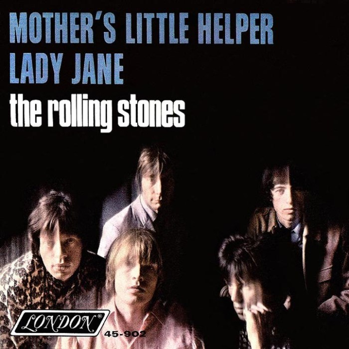 Design Luminy Mothers-Little-Helper Mother's Little Helper - The Rolling Stones Histoire du design Références Textes  Sarcellite