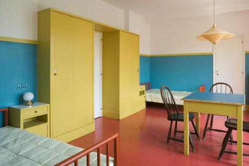 Design Luminy Muller-Haus-Chambre-300x200 La Loi du Revêtement - Adolf Loos (1870 - 1933) Histoire du design Références Textes  Loi du Revêtement Adolf Loos