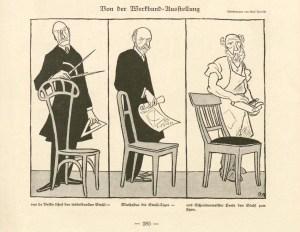 Design Luminy Simplissimus-Deutscher-Werkbund-Van-de-Velde-Muthesius-300x232 Deutscher Werkbund Histoire du design Références Textes  Deutscher Werkbund