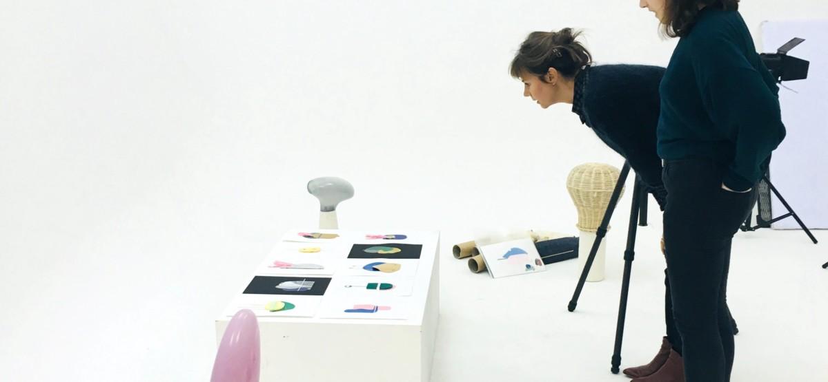 Design Luminy IMG_4600-1 Nathalie Dewez - Conférence et séance de travail en atelier Intervenants invités Work in progress  Nathalie Dewez Idir Messaoud Cassandre Aurick