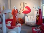 Design Luminy P1060546 Plasticarium - Adam Museum - Bruxelles Histoire du design Références  Plastique Plasticarium Philippe Decelle Bruxelles