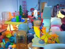 Design Luminy P1060549 Plasticarium - Adam Museum - Bruxelles Histoire du design Références  Plastique Plasticarium Philippe Decelle Bruxelles