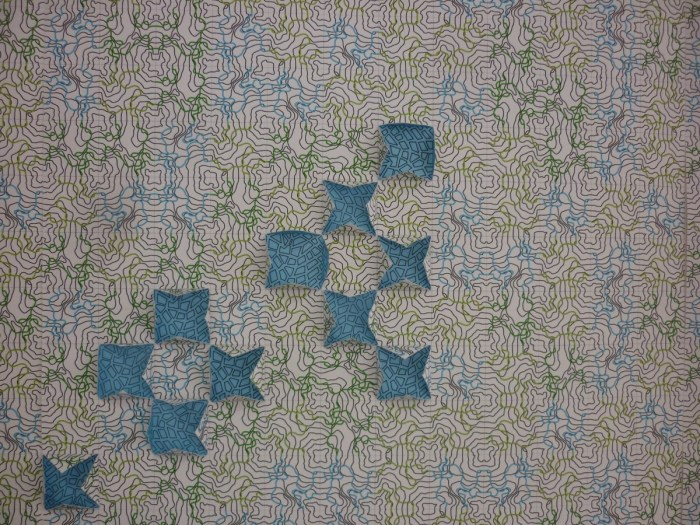 Design Luminy Fathia-Haski-Dnsep-8 Fathia Haski - Dnsep 2013 Archives Diplômes Dnsep 2013  motif Fathia Haski céramique carrelage