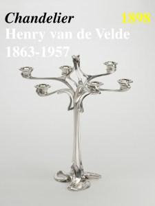 Design Luminy Chandelier-1898-van-de-Velde-1863-1957-2 Chandelier 1898 van de Velde 1863-1957 2