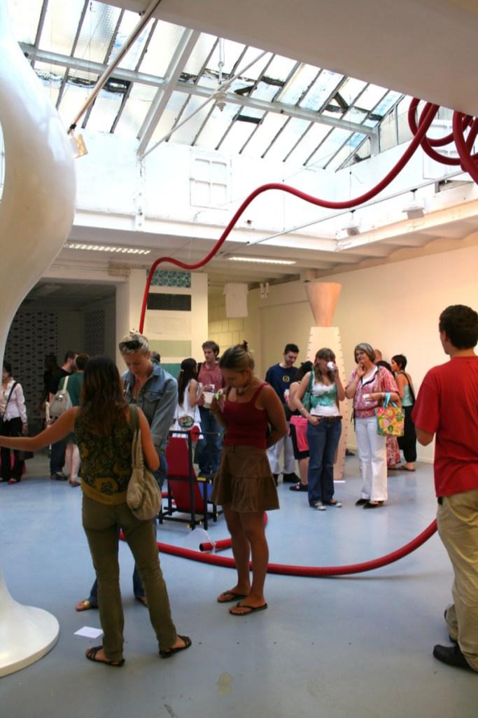 Design Luminy Expo-Diplômes-2007-58 Exposition des travaux de diplôme (Dnap & Dnsep) - 2007 Archives Diplômes Work in progress    Design Marseille Enseignement Luminy Master Licence DNAP+Design DNA+Design DNSEP+Design Beaux-arts