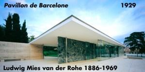 Design Luminy Pavillon-de-Barcelone-1929-Ludwig-Mies-van-der-Rohe-1886-1969-2 Pavillon de Barcelone 1929 Ludwig Mies van der Rohe 1886-1969 2